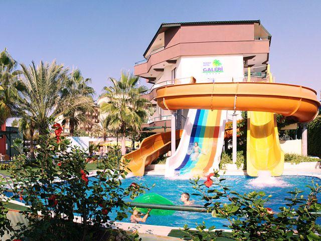 Galeri Resort Hotel Fun Travel Online Rezervasyon