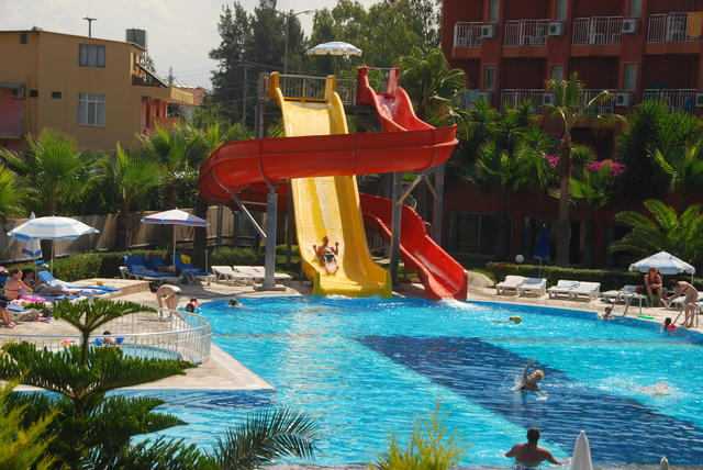 Club Side Coast Hotel Fun Travel Online Rezervasyon